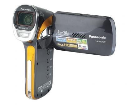 Panasonic HX-WA20 HD Camcorder