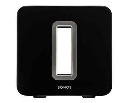 Sonos SUB side view