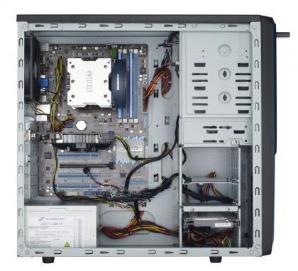 PC Specialist Vanquish 650Ti