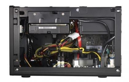 Dino PC Microraptor GTX 660 Ti internals
