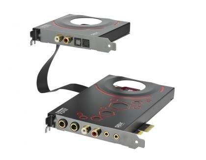 Creative Sound Blaster ZxR daughterboard