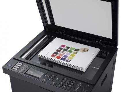 Dell C1765nfw Copier Function