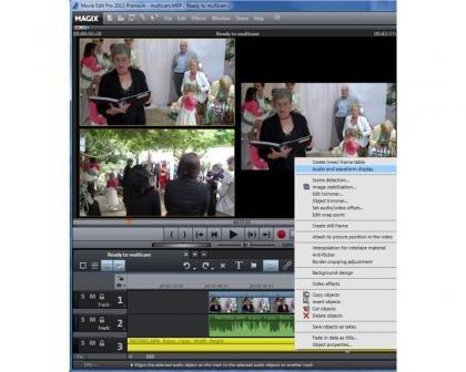 Magix Movie Edit Pro 2013 Premium Multicam