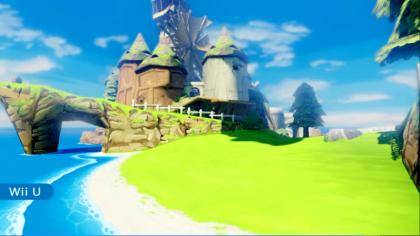 Zelda Wind Waker HD