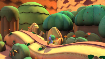 Yoshi Wii U