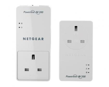 Netgear XAUB2511 Powerline Music Extender