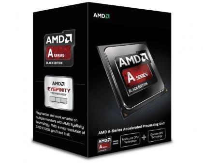 "AMD ""Richland"" A10-6800K APU"