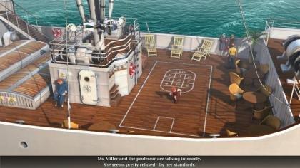 Cruise for a thief