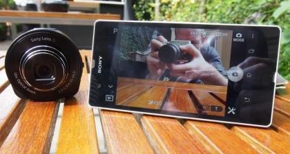 Sony Smart Lens
