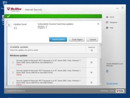 McAfee Internet Security 2014