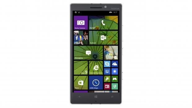 Nokia Lumia 930 face on