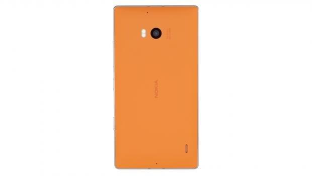 Nokia Lumia 930 rear