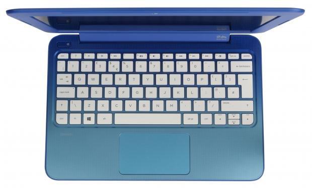 HP Stream 11 keyboard