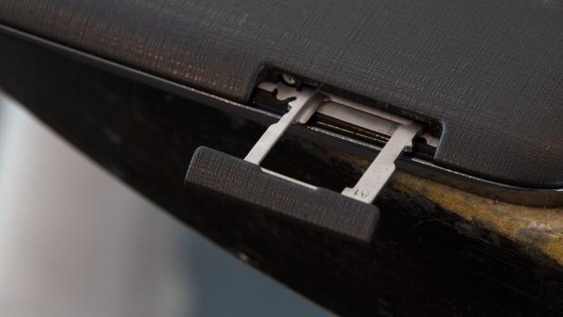 Acer Liquid Jade Z microSD card slot