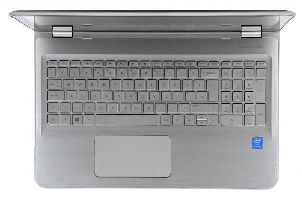 HP Envy x360 keyboard