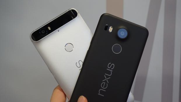 Nexus 5X and Nexus 6P hands on