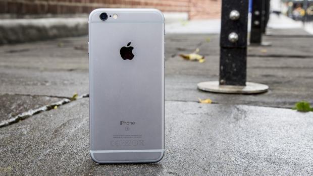 Apple iPhone 6S rear