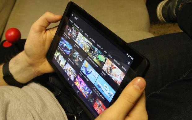 Nvidia Shield Tablet K1 - Games