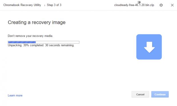 convert chrome file into pdf free