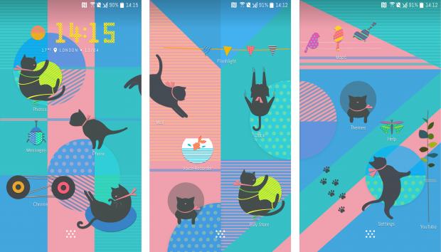 HTC 10 Sense UI