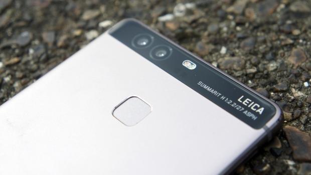 Huawei P9 lenses