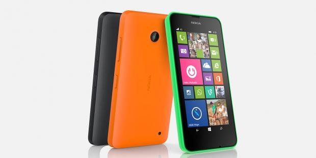 Nokia Lumia 630 adv gallery image