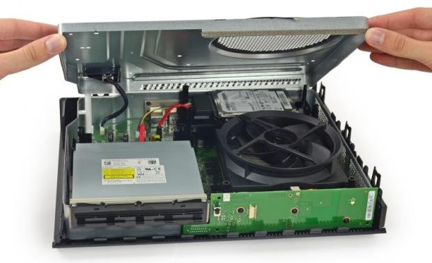 Xbox One internals