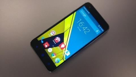 Vodafone Smart ultra 6 front