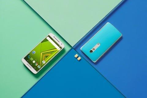 Motorola Moto X Play lifestyle