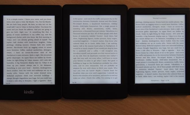 Kindle Vs Sony Reader: Reviews & News