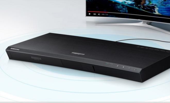Samsung UBD-K8500 lead
