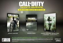 Call of Duty: Infinite Warfare deluxe edition