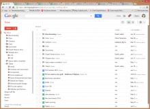 Google Drive web