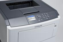LEXMARK MS415dn Pro controls