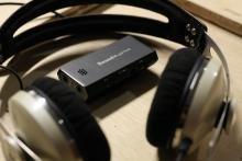 Creative Sound Blaster E1 front