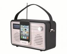 View Quest Retro WiFi Radio