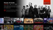 Netflix new TV experience