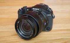 Sony RX10 II angle