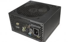 Antec Earthwatts EA-550 Platinum