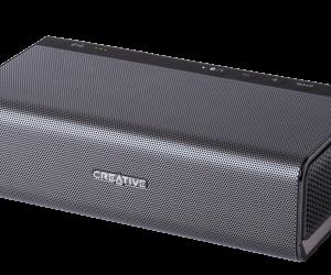 Creative Sound Blaster Roar front angle