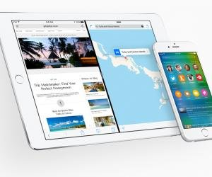 iOS 9 Beta Hero Shot