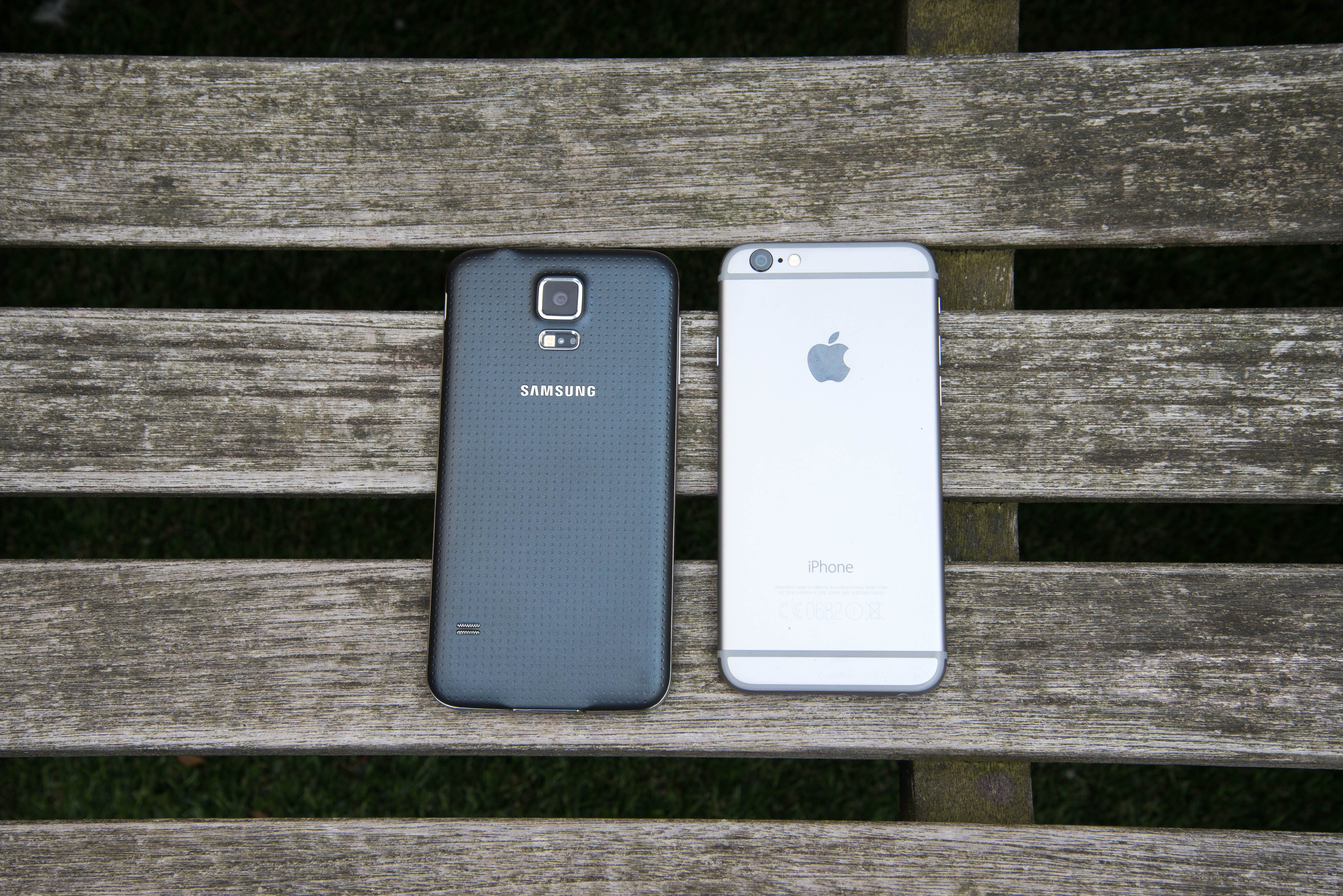 iPhone 6 vs Samsung Galaxy S5 - which phone is best for you