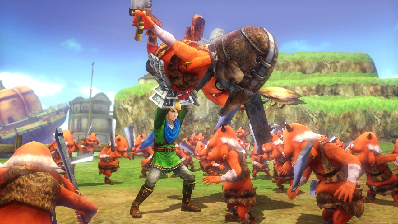 Hyrule Warriors Wii U Review Expert Reviews