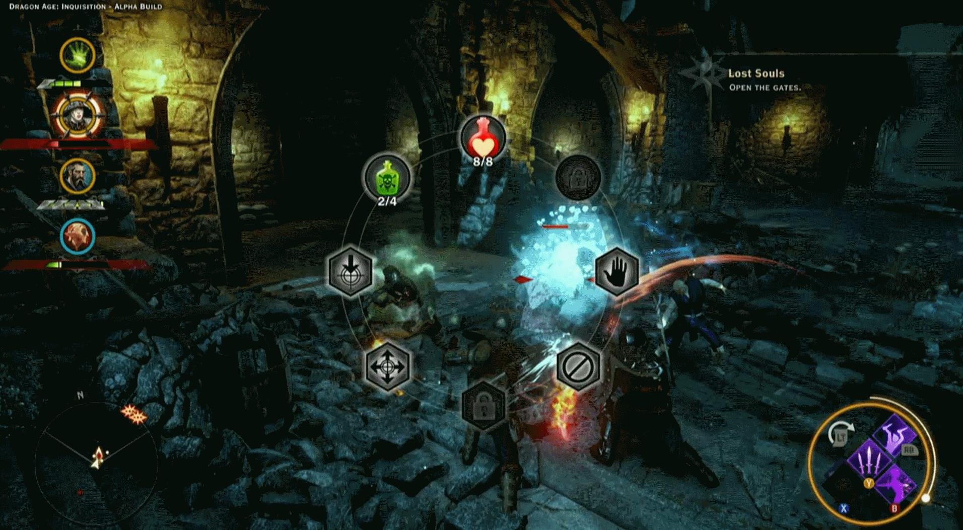 Dragon Age Inquisition: Gamescom demo shows world map ...