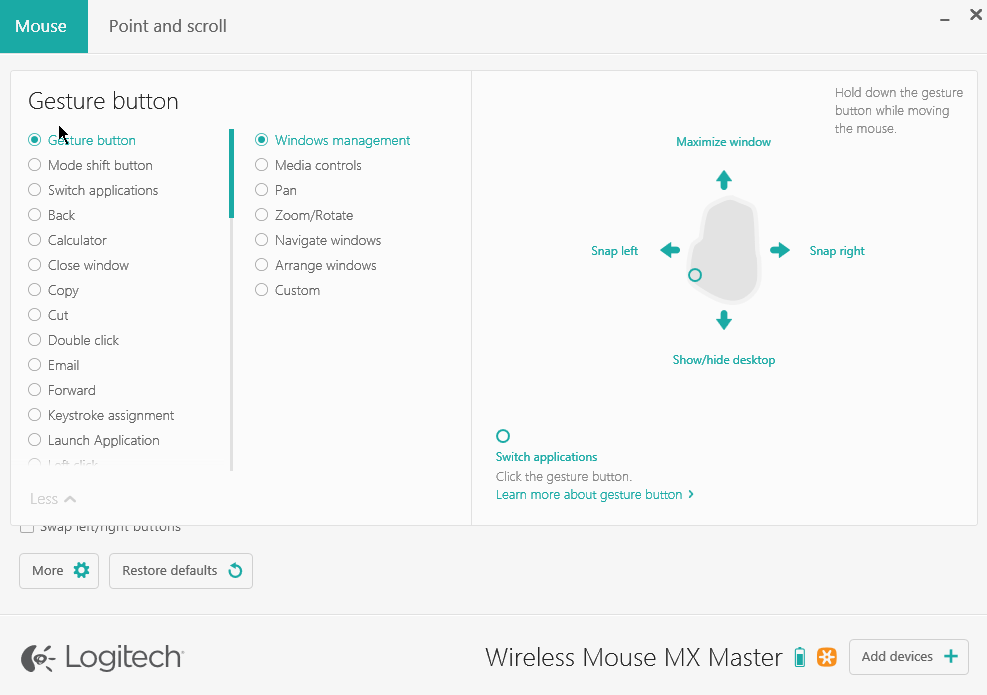 Logitech MX Master review: The ultimate productivity mouse | Expert