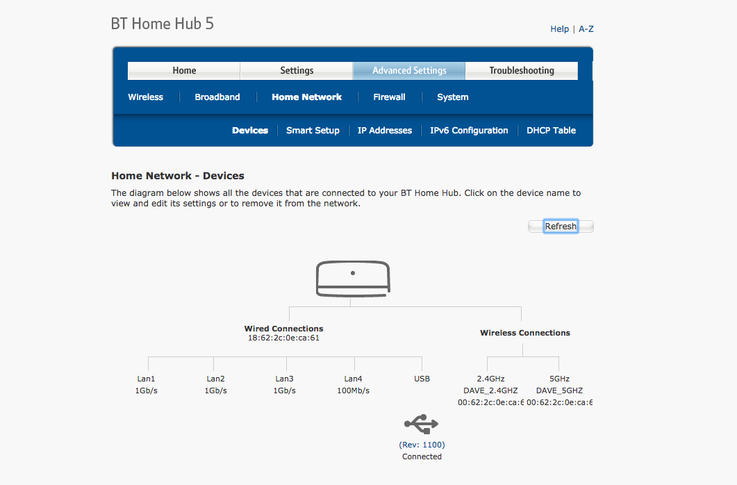 BT Home Hub 5 settings guide - how to make it faster and less