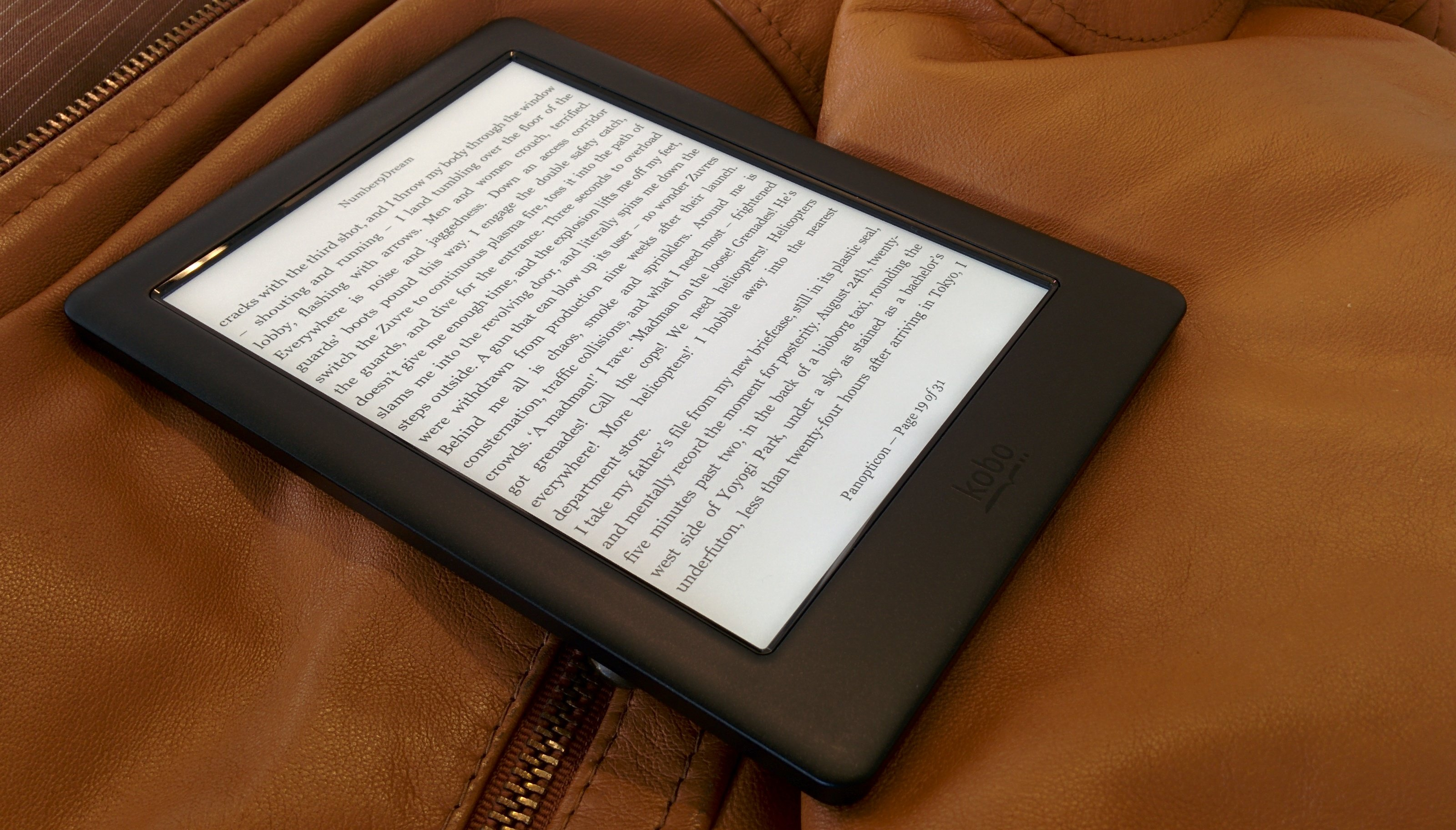 Kobo Glo HD review | Expert Reviews