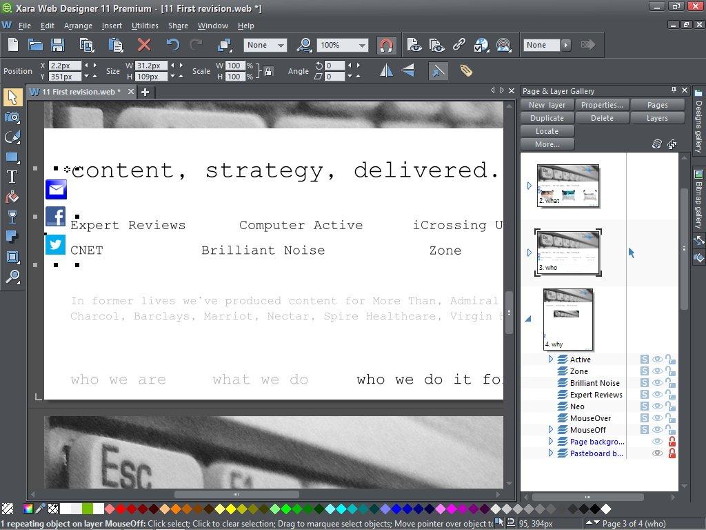 Xara Web Designer 11 Premium Review Expert Reviews
