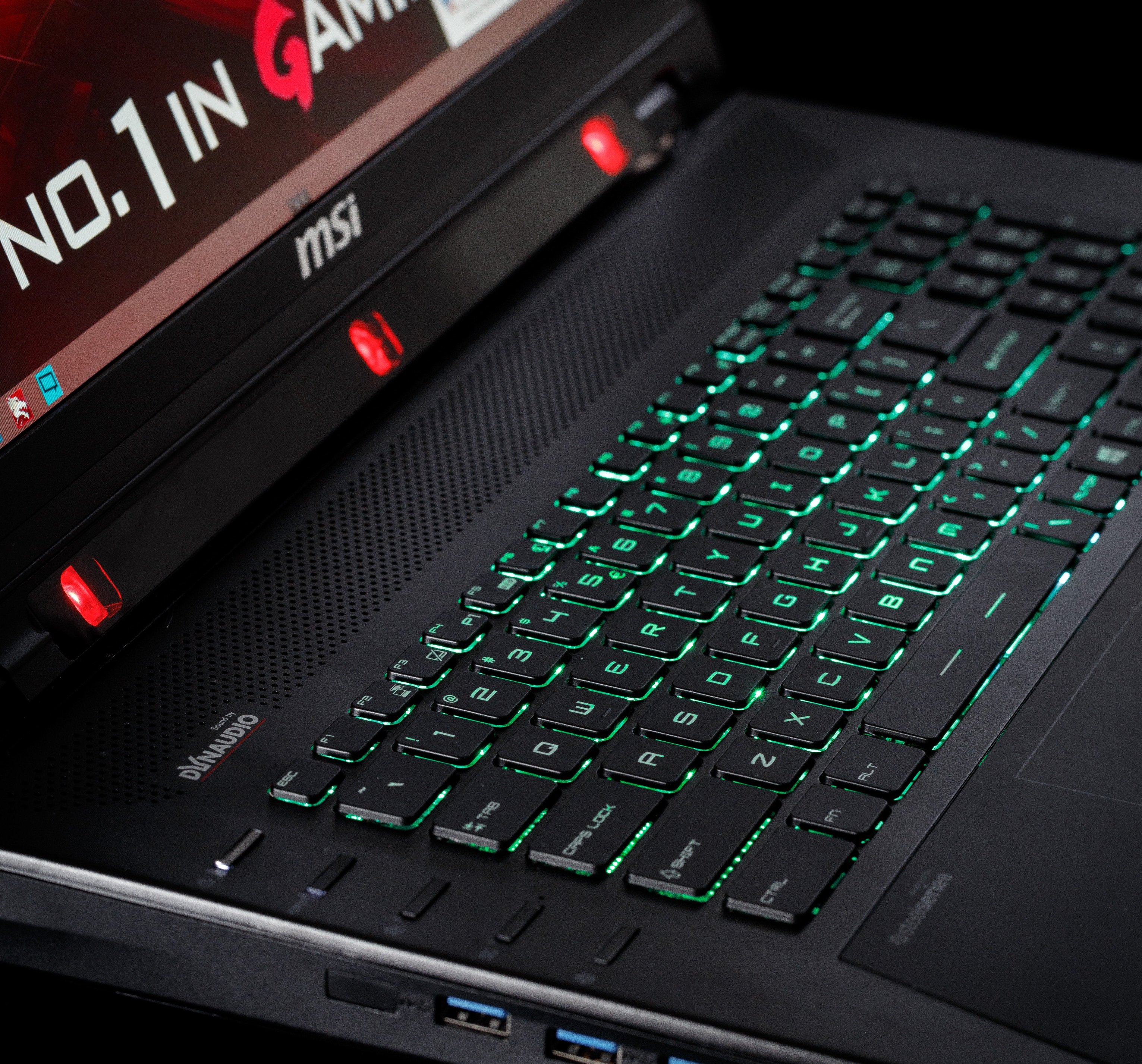 MSI & Tobii join forces to create eye-tracking gaming laptop