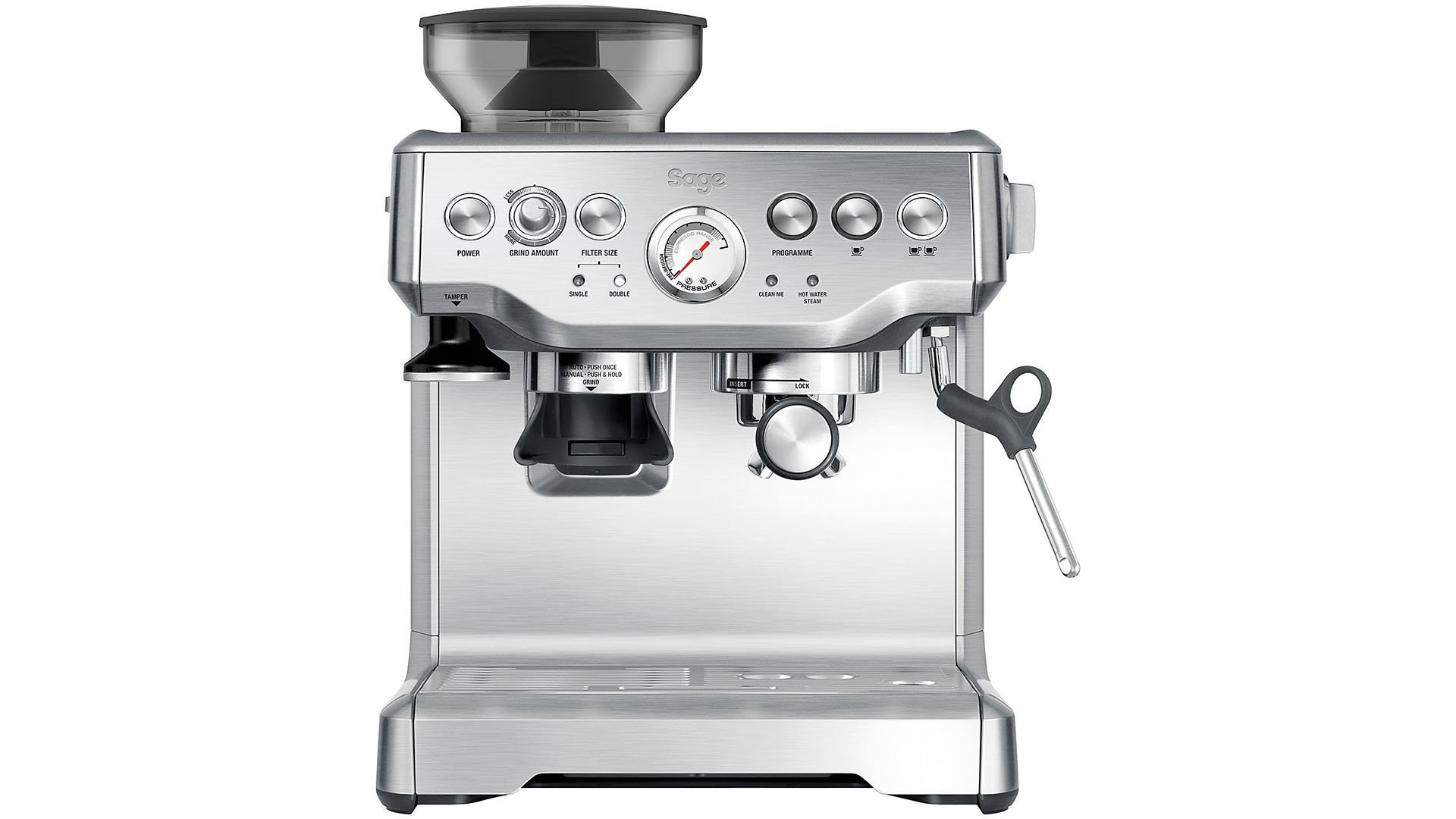 Sage By Heston Blumenthal The Barista Express Review